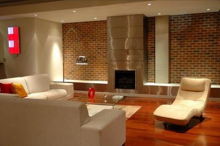 Decoraci n de interiores para un apartamento de soltero for Decoraciones interiores de departamentos