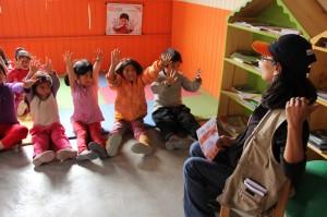 Imagen proporcionada por ONG World Vision Perú