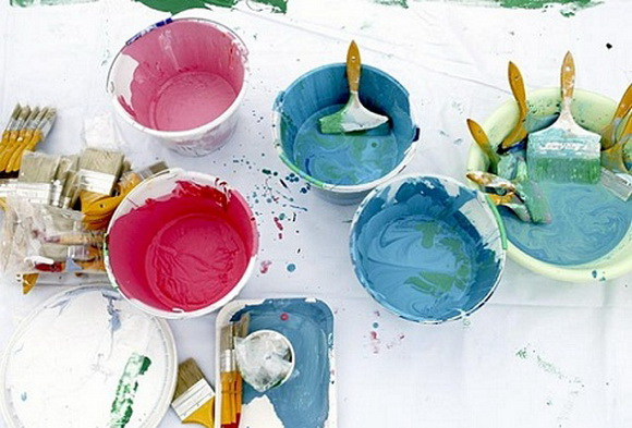 Elimina el olor a pintura aldea urbana blog 2 0 - Eliminar olor tabaco paredes ...